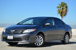 2013 Toyota Corolla LE Carfax 1-Owner Audio  Auxiliary Audio Input Audio  Mp3 Player Convenie