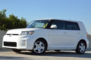 2013 Scion xB  Carfax Report Air Conditioning  AC Audio  AmFm Stereo Audio  Auxiliary Audi