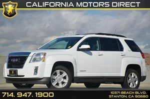 2012 GMC Terrain SLE-2 Carfax 1-Owner 2232 Mpg Air Conditioning  AC Audio  AmFm Stereo Au