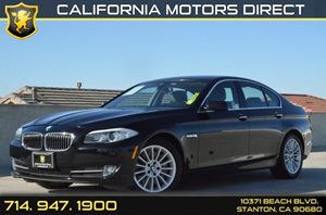 2012 BMW 5 Series 535i Carfax 1-Owner Air Conditioning  AC Audio  AmFm Stereo Audio  Auxil