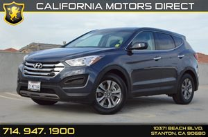 2015 Hyundai Santa Fe Sport Carfax 1-Owner - No Accidents  Damage Reported to CARFAX Air Conditi