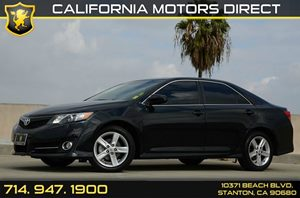 2014 Toyota Camry L Carfax 1-Owner - No Accidents  Damage Reported to CARFAX Air Conditioning