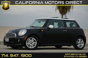 2012 MINI Cooper Hardtop  Carfax 1-Owner - No Accidents  Damage Reported to CARFAX Air Condition