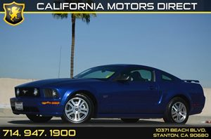 2005 Ford Mustang GT Deluxe Carfax Report - No Accidents  Damage Reported to CARFAX Air Conditio