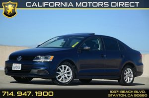 2012 Volkswagen Jetta Sedan SE Carfax 1-Owner - No Accidents  Damage Reported to CARFAX Air Cond