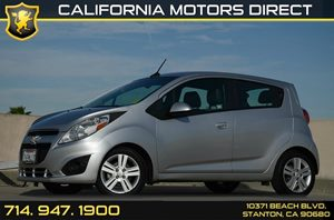 2014 Chevrolet Spark LT Carfax Report Air Conditioning  AC Audio  AmFm Stereo Audio  Auxil