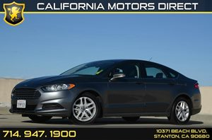 2014 Ford Fusion SE Carfax 1-Owner - No Accidents  Damage Reported to CARFAX Air Conditioning