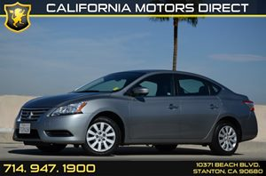 2014 Nissan Sentra S Carfax 1-Owner Air Conditioning  AC Audio  AmFm Stereo Audio  Auxilia