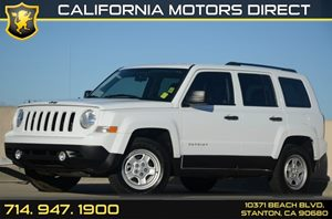 2014 Jeep Patriot Sport Carfax Report Audio  AmFm Stereo Audio  Auxiliary Audio Input Audio