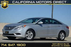 2013 Hyundai Sonata GLS Carfax 1-Owner - No Accidents  Damage Reported to CARFAX 4 Cylinders Ai
