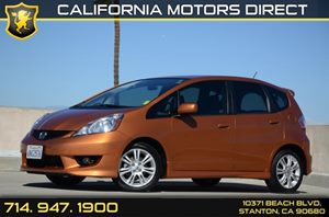 2010 Honda Fit Sport Carfax Report - No Accidents  Damage Reported to CARFAX Air Conditioning