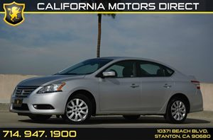 2015 Nissan Sentra SR Carfax 1-Owner Air Conditioning  AC Audio  AmFm Stereo Audio  Auxili