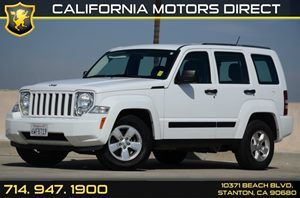 2011 Jeep Liberty Sport Carfax Report - No Accidents  Damage Reported to CARFAX 16 X 70 Alu
