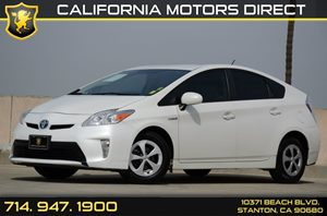 2013 Toyota Prius One Carfax 1-Owner Remote Engine Starter Air Conditioning  AC Audio  Auxil