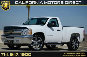 2013 Chevrolet Silverado 1500 LS Carfax Report - No Accidents  Damage Reported to CARFAX Air Con