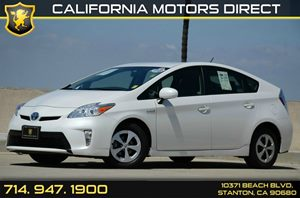 2013 Toyota Prius Two Carfax 1-Owner Air Conditioning  AC Audio  Auxiliary Audio Input Audio