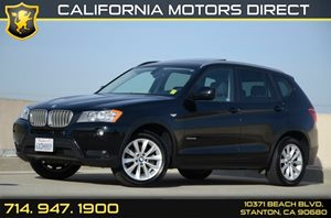 2013 BMW X3 xDrive28i Carfax Report - No Accidents  Damage Reported to CARFAX Premium Sound Pkg