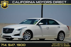 2014 Cadillac CTS Luxury Carfax 1-Owner - No Accidents  Damage Reported to CARFAX Air Conditioni