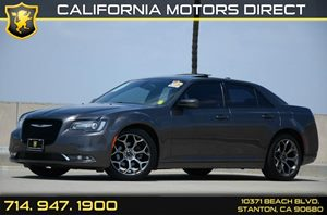 2015 Chrysler 300 300S Carfax 1-Owner 300S Premium Group Air Conditioning  AC Audio   Beats