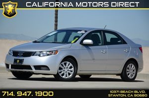 2013 Kia Forte LX Carfax 1-Owner Air Conditioning  AC Audio  Auxiliary Audio Input Audio  U
