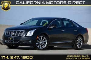 2013 Cadillac XTS  Carfax 1-Owner Air Conditioning  AC Audio  Auxiliary Audio Input Audio