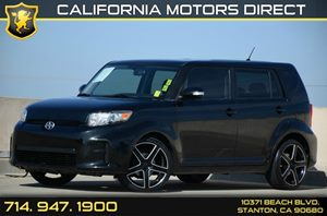 2012 Scion xB  Carfax 1-Owner Air Conditioning  AC Audio  Auxiliary Audio Input Audio  Hd R