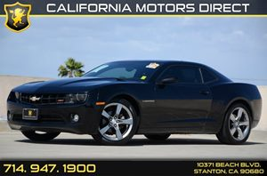 2011 Chevrolet Camaro 1LT Carfax Report - No Accidents  Damage Reported to CARFAX Air Conditioni