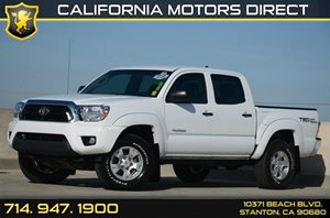 2014 Toyota Tacoma  Carfax 1-Owner Air Conditioning  AC Audio  Auxiliary Audio Input Audio
