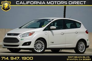 2013 Ford C-Max Energi SEL Carfax 1-Owner Air Conditioning  AC Audio  Auxiliary Audio Input