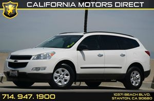 2010 Chevrolet Traverse LS Carfax Report Air Conditioning  AC Audio  Auxiliary Audio Input A