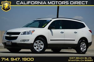 2012 Chevrolet Traverse LS Carfax Report Air Conditioning  AC Audio  Auxiliary Audio Input A