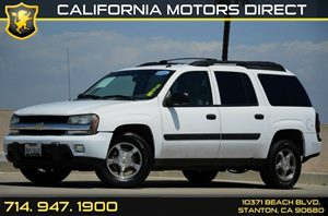 2005 Chevrolet TrailBlazer LS Carfax Report Air Conditioning  AC Air Conditioning  Rear AC