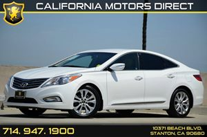 2013 Hyundai Azera  Carfax 1-Owner - No Accidents  Damage Reported to CARFAX Air Conditioning
