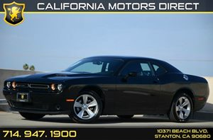 2015 Dodge Challenger SXT Carfax 1-Owner - No Accidents  Damage Reported to CARFAX Air Condition