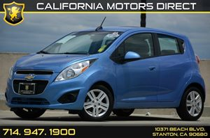2015 Chevrolet Spark LS Carfax 1-Owner Air Conditioning  AC Audio  Auxiliary Audio Input Con
