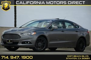 2014 Ford Fusion SE Carfax 1-Owner Air Conditioning  AC Audio  Auxiliary Audio Input Audio