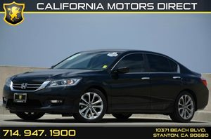 2014 Honda Accord Sedan Sport Carfax 1-Owner - No Accidents  Damage Reported to CARFAX Air Condi