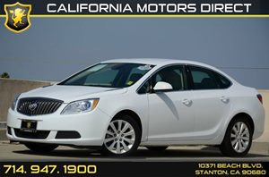 2015 Buick Verano  Carfax 1-Owner Air Conditioning  AC Audio  Auxiliary Audio Input Audio