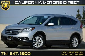 2012 Honda CR-V EX-L Carfax Report Air Conditioning  AC Audio  Auxiliary Audio Input Audio