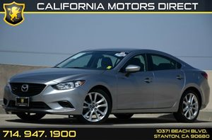 2014 Mazda Mazda6 i Touring Carfax 1-Owner Air Conditioning  AC Audio  Auxiliary Audio Input