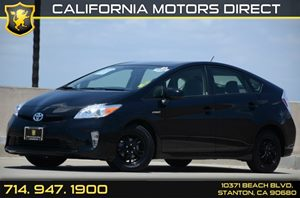 2015 Toyota Prius Base Carfax 1-Owner - No Accidents  Damage Reported to CARFAX Air Conditioning