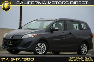 2014 Mazda Mazda5 Sport Carfax 1-Owner - No Accidents  Damage Reported to CARFAX Air Conditionin