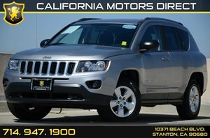 2014 Jeep Compass Altitude Edition Carfax Report Air Conditioning  AC Audio  Auxiliary Audio