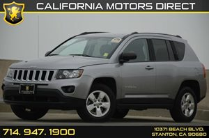 2014 Jeep Compass Sport Carfax Report Air Conditioning  AC Audio  Auxiliary Audio Input Audi