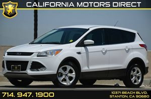 2015 Ford Escape SE Carfax 1-Owner - No Accidents  Damage Reported to CARFAX Air Conditioning