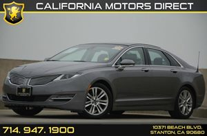 2014 Lincoln MKZ 20H Hybrid Carfax 1-Owner - No Accidents  Damage Reported to CARFAX Technology