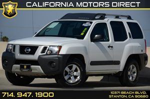 2013 Nissan Xterra S Carfax 1-Owner - No Accidents  Damage Reported to CARFAX 16 Aluminum Allo