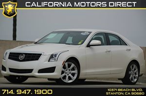 2013 Cadillac ATS 20T Carfax 1-Owner Air Conditioning  AC Audio  Auxiliary Audio Input Audi