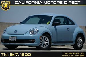 2015 Volkswagen Beetle 18T Entry Carfax 1-Owner Air Conditioning  AC Audio  Auxiliary Audio