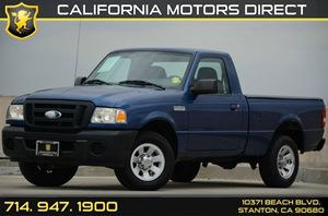 2008 Ford Ranger XL Carfax Report - No Accidents  Damage Reported to CARFAX Audio  AmFm Stereo